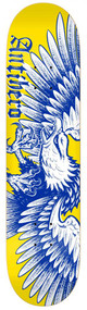 Anti Hero Deck Anti Eagle PP - Yellow - 7.75""