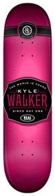 "Real Deck Walker Rare Rose 8.25"""