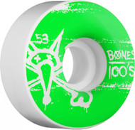 Bones Wheels OG 100's V4 53mm