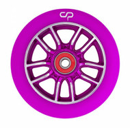 Crisp F1 Forged 110mm Wheel Purple / Silver