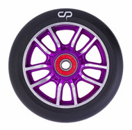 Crisp F1 Forged 110mm Wheel Purple / Black