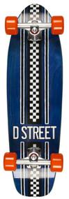 D Street Bomber Cruiser