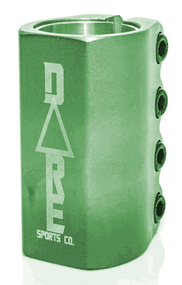 Dare Warlord SCS clamp - Green
