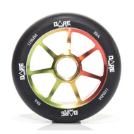 Dare 110mm Rasta Wheels