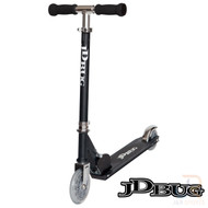 JD Bug Jr Street Scooter - Black