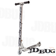 JD Bug Original Street Series Scooters - Silver
