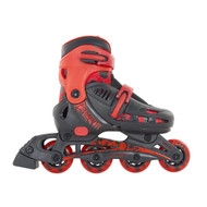 SFR Inline Skates - Phantom Adjustable - Black