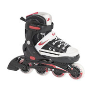 SFR Inline Skates - Camden Adjustable - Black