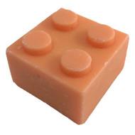 KREAMY WAX LEGO BRICK