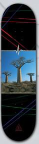 Habitat Pro Deck - Pink Floyd Series 2 - Delicate Baubub Tree