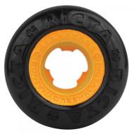 Ricta Wheels Chrome Core All Star Black/Orange