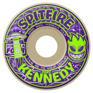 Spitfire Formula Four Wheels Kennedy Take Me To Your Dealer 52mm