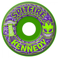 Spitfire Formula Four Wheels Kennedy Take Me To Your Dealer 53mm