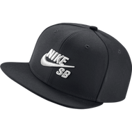 Nike SB Icon Snapback Hat - Black