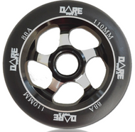 Dare Motion 110mm Scooter Wheel - Black