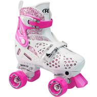 Roller Derby Trac Star Adjustable Quad Skates - Girls