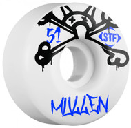 Bones Wheels	STF Mad Chavo Mullen V2 - 51mm