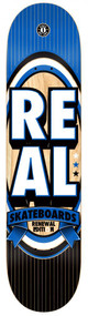 Real PP Deck - Renewal Stacked XXLG - Blue 8.5 IN