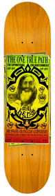 Anti Hero Deck - Shreditation Gerber - Assorted - 8.12  IN