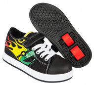 Heelys X2 - Spiffy  - Black/Rasta