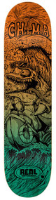 Real Deck - Burnout Transition Chima - Multi - 8.06""