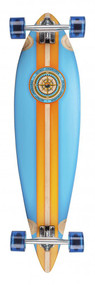 D Street Pintail - Compass - Blue/Orange - 38  IN