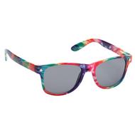 Glassy - Leonard Sunglasses Tie-Dye
