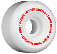 Bones Wheels - SPF Hawk Mini Cube - White - 60mm