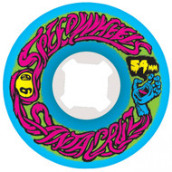 Santa Cruz Wheels - Slime Balls Speedwells 97a - Blue - 54mm