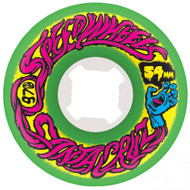 Santa Cruz Wheels - Slime Balls Speedwells 97a - Green - 54mm