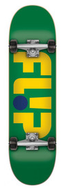"Flip Complete - Odyssey Logo Regular - Green - 7.88"""