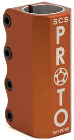 Proto SCS Clamp - Orange