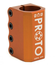 Proto Baby SCS Clamp - Orange