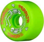 Powell Peralta Wheels - G Bones #2 97A - Green - 64  MM