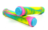 Root Industries - Mix Scooter Grips - Paddle Pop Rainbow