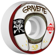 Bones Wheels STF - Gravette Wasted Life V2 - 53mm