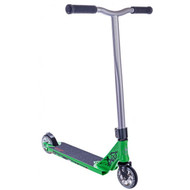 Crisp Inception 2016 Complete Scooter - Wild Green / Silver