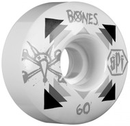 Bones Wheels - SPF Rat Bones - White - 60  MM
