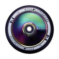 Root Industries 110mm Air Wheels - Pair - Black on Neo - Rocket Fuel