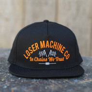 Loser Machine - Greyhounds Hat - In Chains We Trust