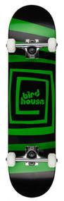 Birdhouse Complete Stage 2 - Target Logo - Black/Green - 7.75  IN