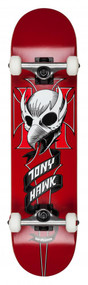 Birdhouse Complete Stage 2 - Crest Tony Hawk - Red - 7.5  IN
