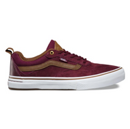 Vans - Kyle Walker Pro B Shoes - Maroon