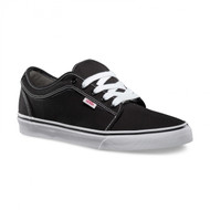Vans - Chukka Low Shoes - Black/White