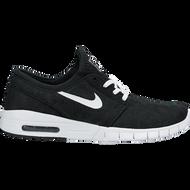 Nike SB Stefan Janoski Max Skateboarding Shoe - Black/White