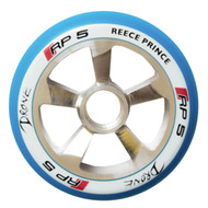 Drone RP5 110mm Wheel - Chrome / Blue
