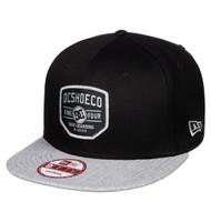 DC - Bloker Snapback Hat - Black