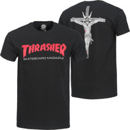 Thrasher - Resurrection T-Shirt - Black