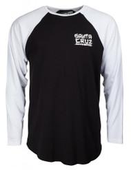 Santa Cruz Baseball T-Shirt Dressen Hand