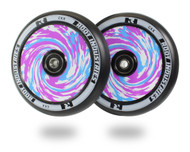 Root Industries 110mm Air Wheels - Pair - Tie Dye